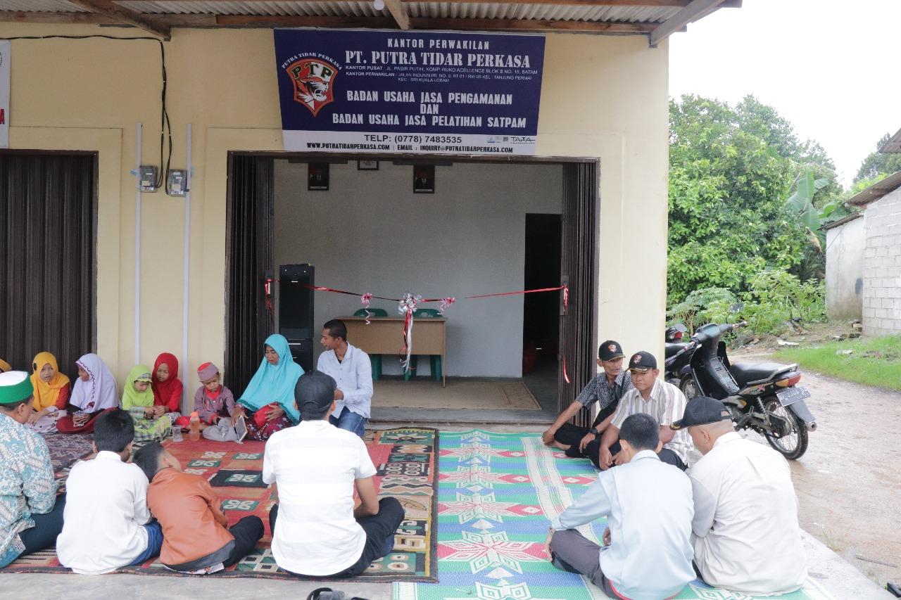 You are currently viewing Tingkatkan Pelayanan, PTP Resmikan Kantor Perwakilan di Bintan