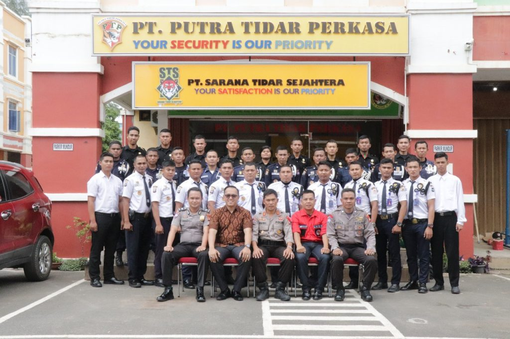 Peserta Gada Pratama angkatan XXXI - PTP Training Center