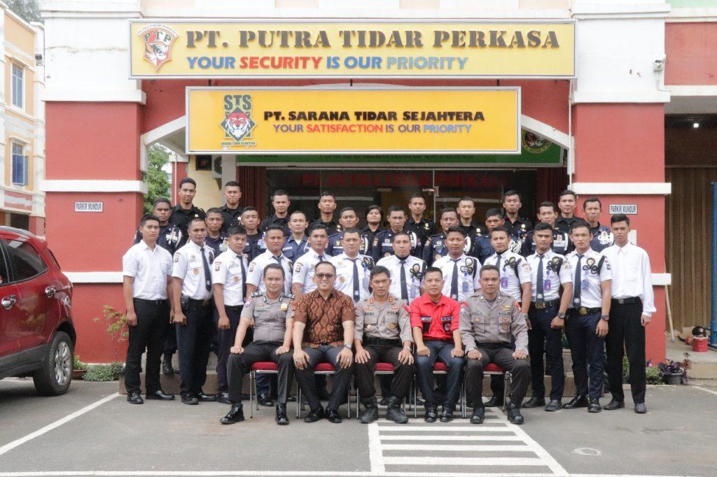 Peserta Gada Pratama angkatan XXXI - PTP Training Center