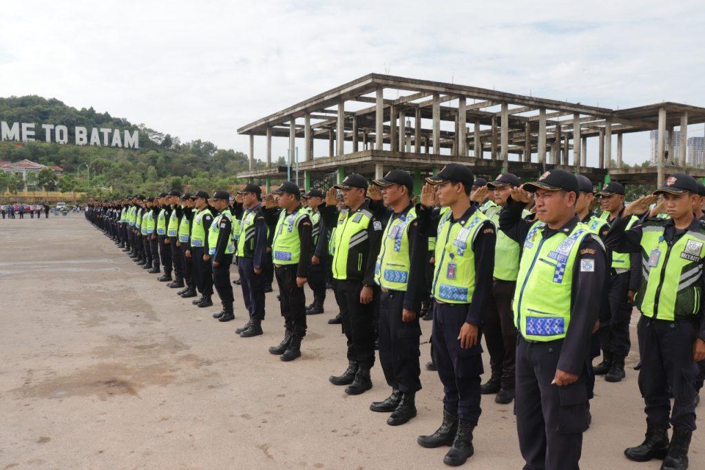 Satpam PTP - Jasa Satpam di Batam