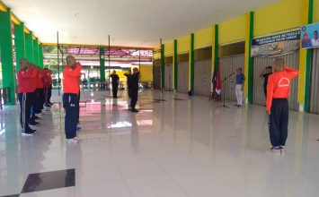 Satpam PTP di Bintan