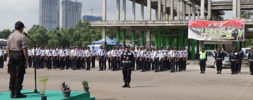 Apel Gelar Pasukan Pengamanan Natal dan tahun Baru di Indonesia
