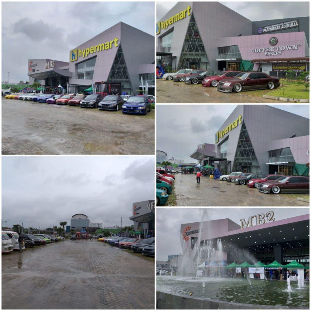 Mall Botania 2 - Satpam PTP