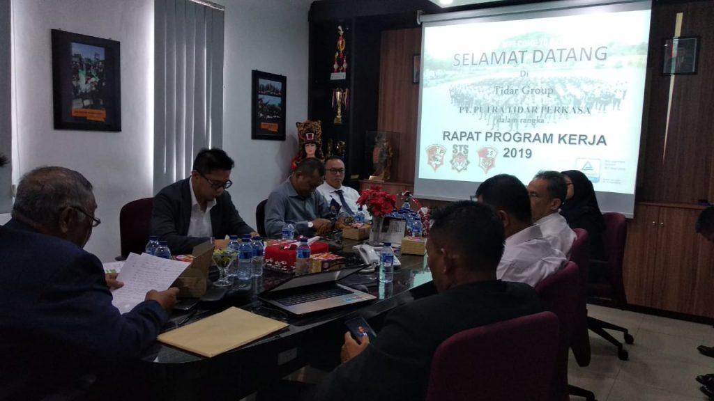 PTP laksanakan RPK 2019 untuk TARGETKAN TEMBUS PASAR NASIONAL