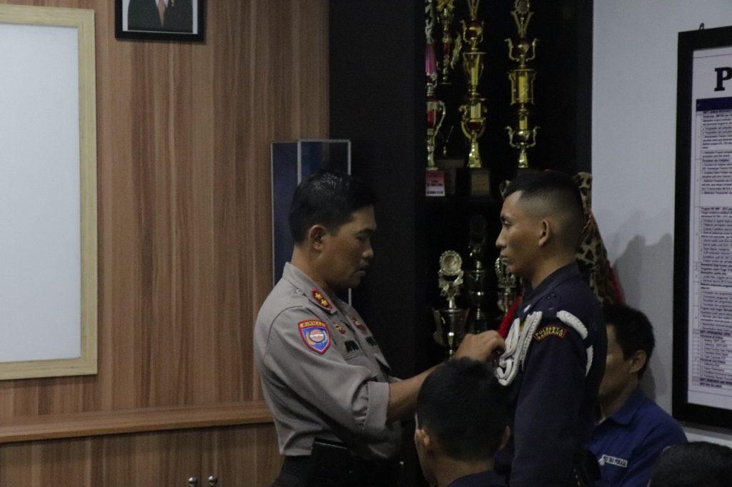 Pelatihan Satpam Gada Pratama ang 32 - PTP