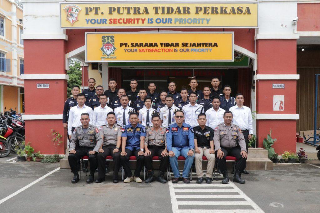Pelatihan Satpam Gada Pratama angkatan 32 - PTP Training Center