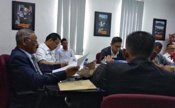 Pembukaan RPK oleh Komut PTP Mayjen TNI ( Purn ) H. Sudiyono PS, S.Ip.