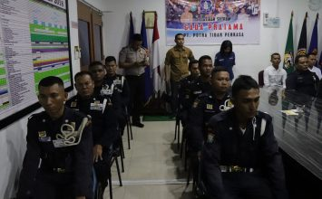 Peserta Pelatihan Gada Pratama - PTP Training Center