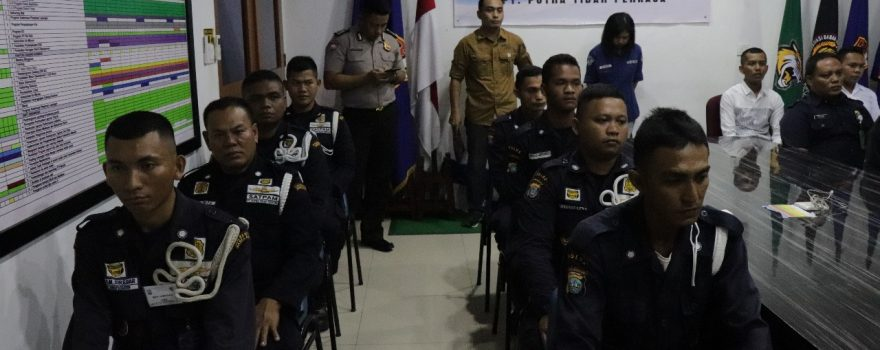Peserta Pelatihan Gada Pratama - PTP Training Center