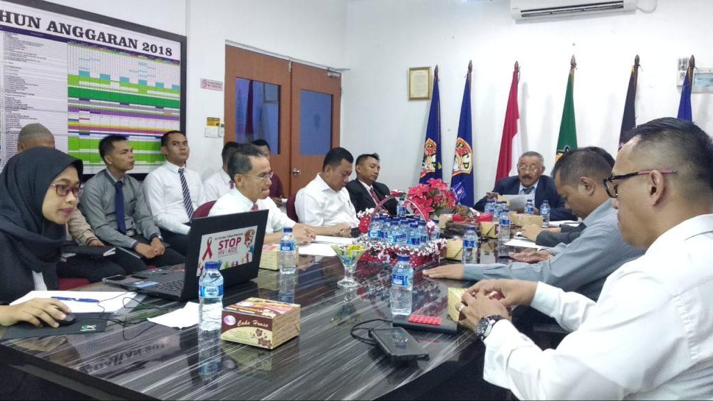 Rapat Program Kerja 2019 PTP ekspansi yang akan dilakukan secara Nasional
