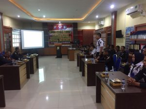 Read more about the article PTP Sabet 3 Juara Sekaligus dalam Lomba Cerdas Cermat Memperingati Hut Satpam 38 di Karimun
