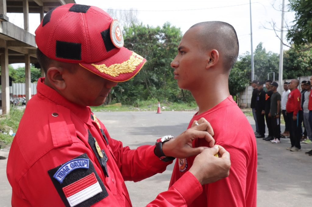 Diktuk PTP - Satpam hebat Indonesia