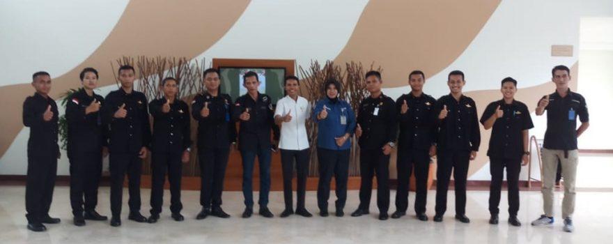 Pengamanan Hotel Santika Bangka oleh PT Putra Tidar Perkasa