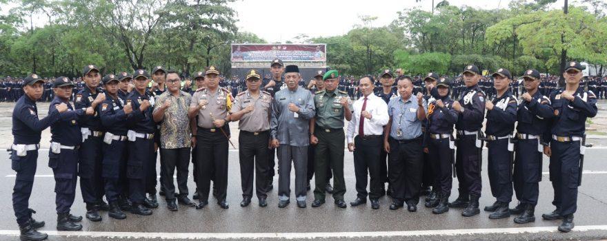 Satpam Indonesia Hebat, Satpam PTP Beda