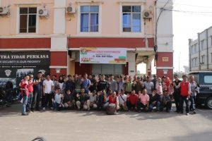 200 orang Satpam PTP ikuti VCT untuk pencegahan HIV/AIDS