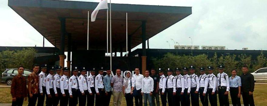 Satpam PTP layani The Canopi Bintan