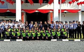 Satpam PTP Jaga Pengamanan di Treasure Bay BintanSatpam PTP Jaga Pengamanan di Treasure Bay Bintan