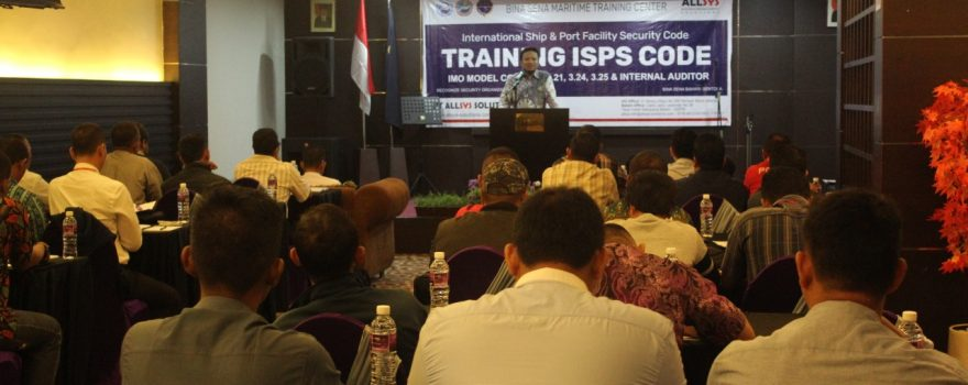 Jasa Pelatihan Satpam - IMO Model Course ISPS Code - Port Security Guard
