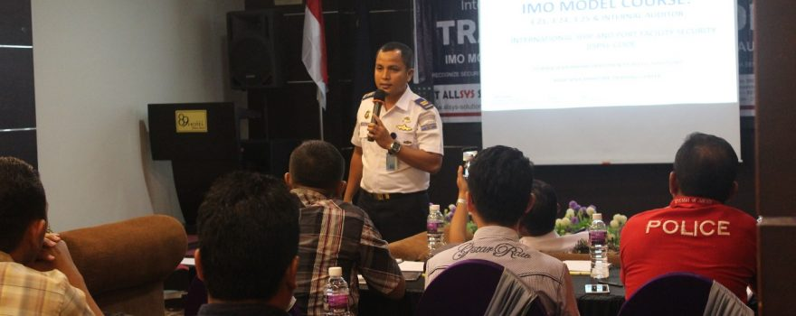 Jasa Pelatihan Satpam - IMO Model Course ISPS Code - Port Security Guard - Satpam PTP