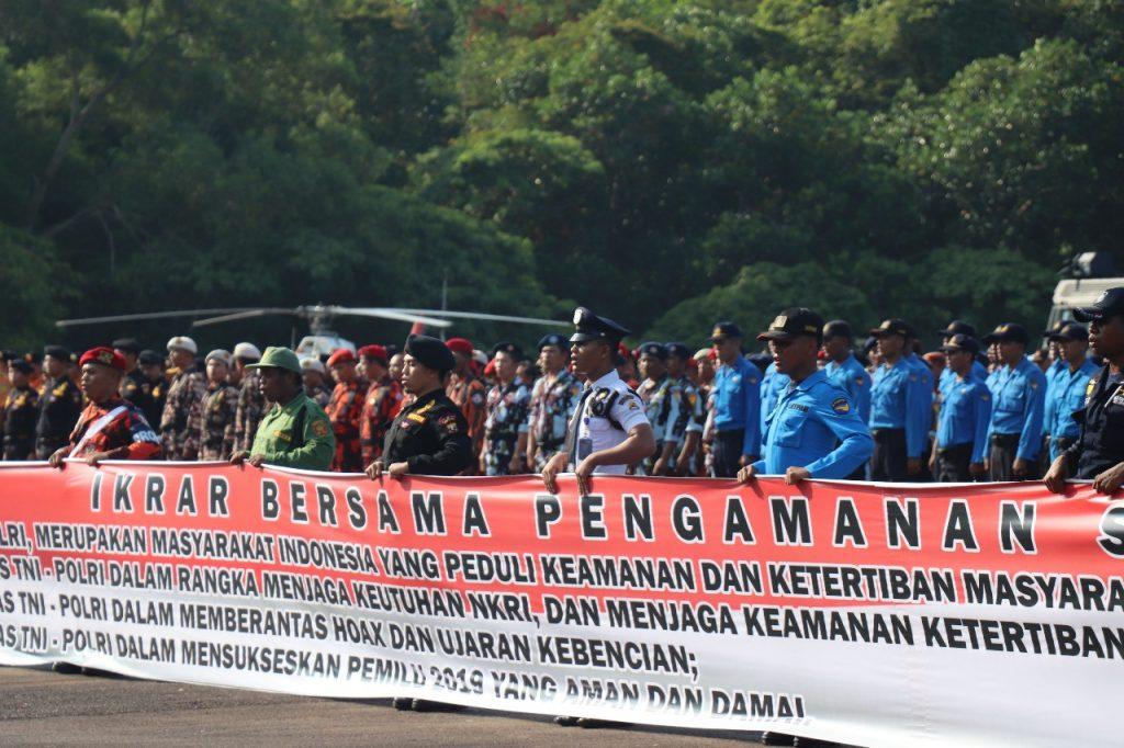 Jasa Satpam di Kota Batam - Putra Tidar Perkasa - Ikrar Bersama Pengamanan Swakarsa Indonesia