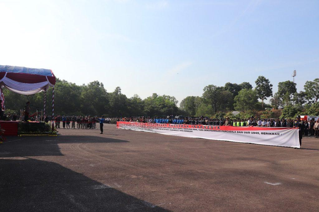 Jasa Satpam di Kota Batam - Putra Tidar Perkasa - Ikrar Bersama Pengamanan Swakarsa Indonesia - Security Guard