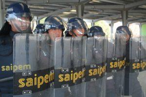 PTP Karimun Gelar Latihan Dalmas Untuk Tingkatkan Kemampuan Diri