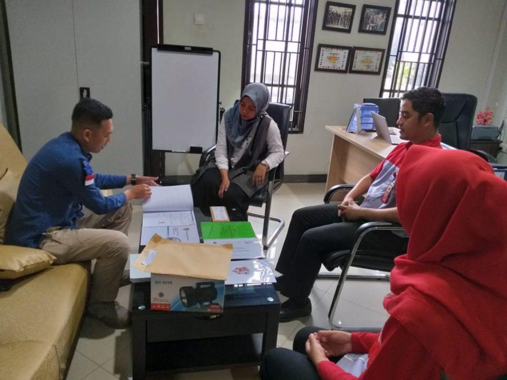 Jasa Pengamanan Terbaik di Kepri - PT. JNE Dina Utama percayai PTP sebagai Pengamanan Perusahaannya - Putra Tidar Perkasa