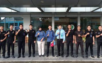 Jasa Keamanan Perusahaan di Pangkalpinang Bangka - Putra Tidar Perkasa kelola pengamanan Rumah Sakit Kalbu Intan Medika