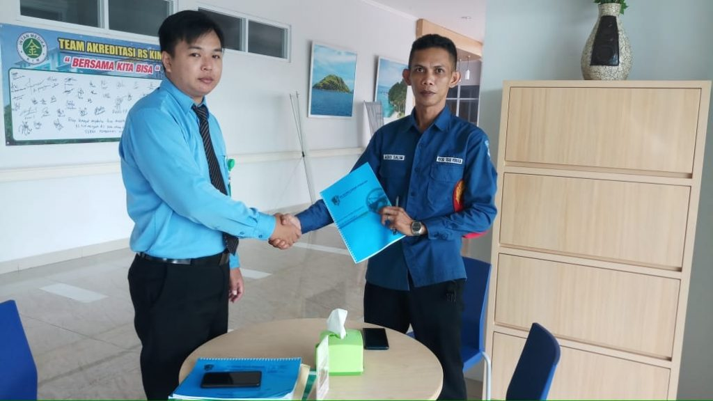 Jasa Keamanan Perusahaan di Pangkalpinang Bangka - Putra Tidar Perkasa kelola pengamanan Rumah Sakit Kalbu Intan Medika - Jasa Satpam