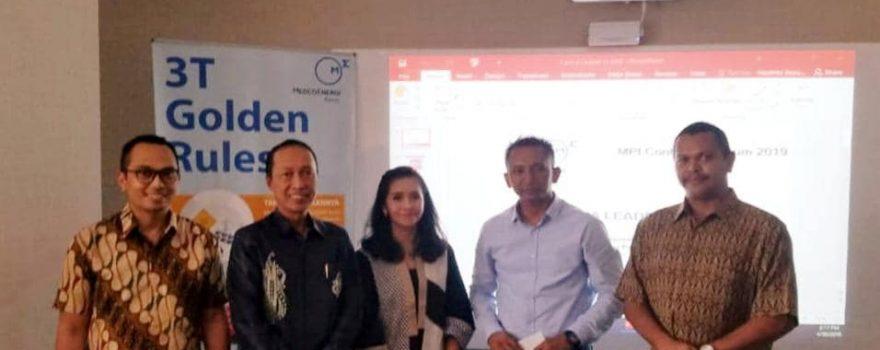 Jasa Keamanan di Batam - Putra Tidar Perkasa dapat rekomendasi Vendor di Medco Power Indonesia - I Am A Leader of HSE