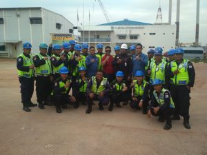 PTP Kelola Pengamanan Perusahaan Galangan Kapal, PT. SKT