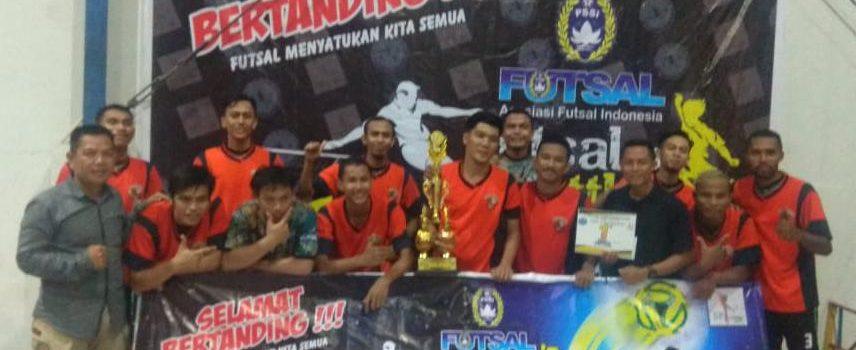 Macan Tidar FC Juarai Respect Mini Cup Tournamen Ramadhan