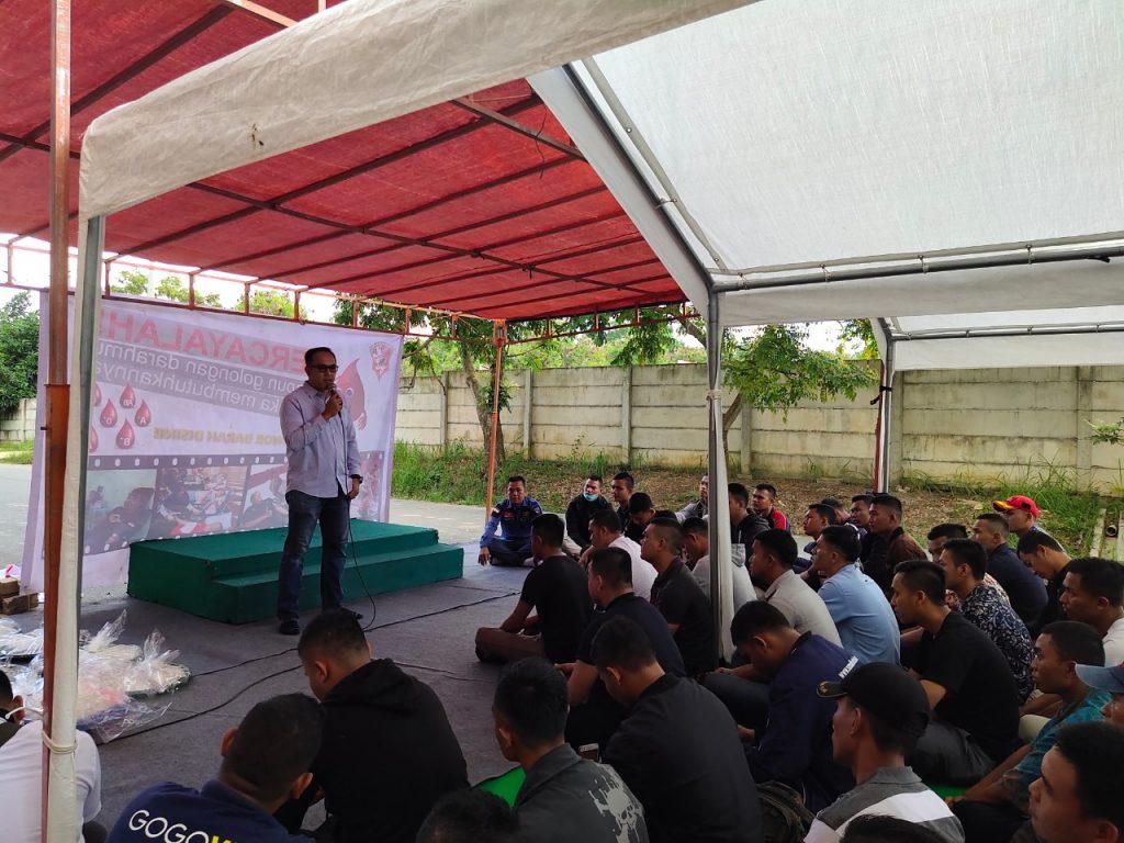 Halal Bihalal lebaran 1440h - Satpam Indonesia Hebat - PT Putra Tidar Perkasa -