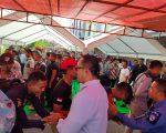 Halal Bihalal lebaran 1440h Satpam Indonesia Hebat - PT Putra Tidar Perkasa