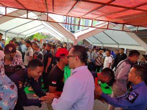 Read more about the article PTP Gelar Halal Bihalal dengan Tradisi Bancaan, Mempererat Hubungan antar Personil Seprofesi Satpam