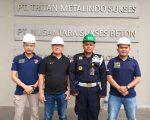 Jasa Pengamanan PT. Putra Tidar Perkasa - berikan pelayanan keamanan di perusahaan PT. Asia Pertama Abadi