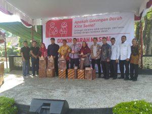 Hari Donor Darah Sedunia, PTP Babel Terima Penghargaan dari PMI Pangkalpinang