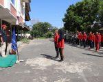 Pendidikan Pembentukan (Diktuk) angkatan 44 calon Satpam - PT. Putra Tidar Perkasa - Hebat