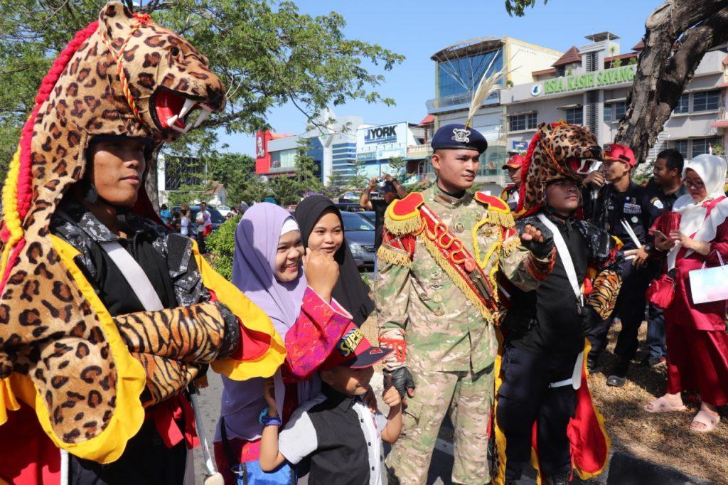 Drumband-Satpam-Canka-Putra-Perkasa-event-Pawai-Budaya-dan-Pawai-Pembangunan-2019-PT.-Putra-Tidar-Perkasa-Batam-