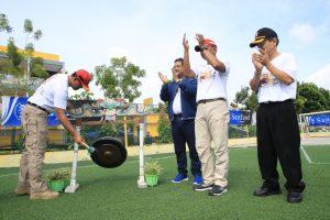 Read more about the article Serukan Kekompakan Satpam PTP dalam acara Pekan Olahraga dan Kreativitas Putra Tidar 2019