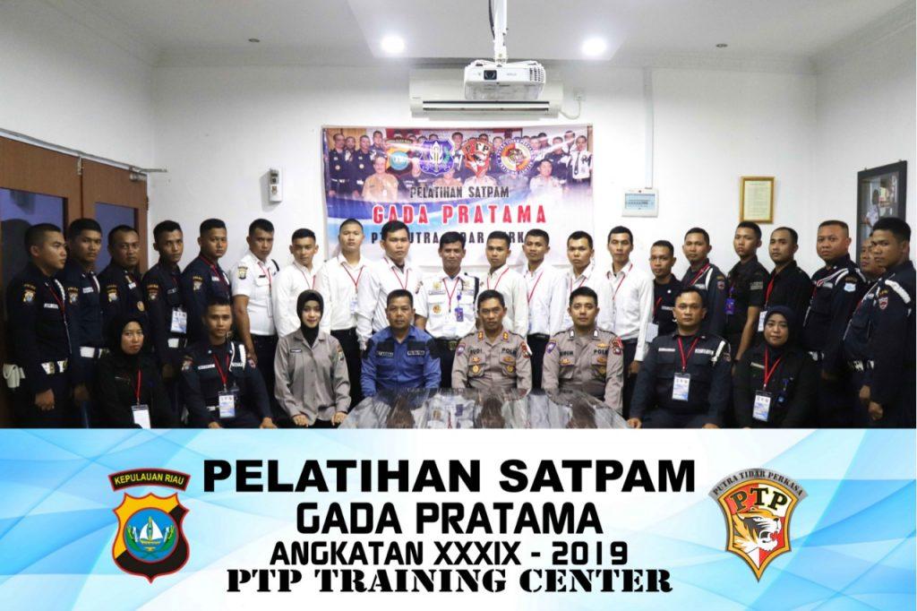 Pelatihan-Satpam-Gada-Pratama-angkatan-39-tahun-2019-PTP-Training-Center-Ayo-Daftar-www.putratidarperkasa
