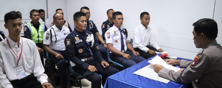 pelatihan satpam gada pratama - Batam - angkatan 40 - PTP Training Center - PT. Putra Tidar Perkasa -