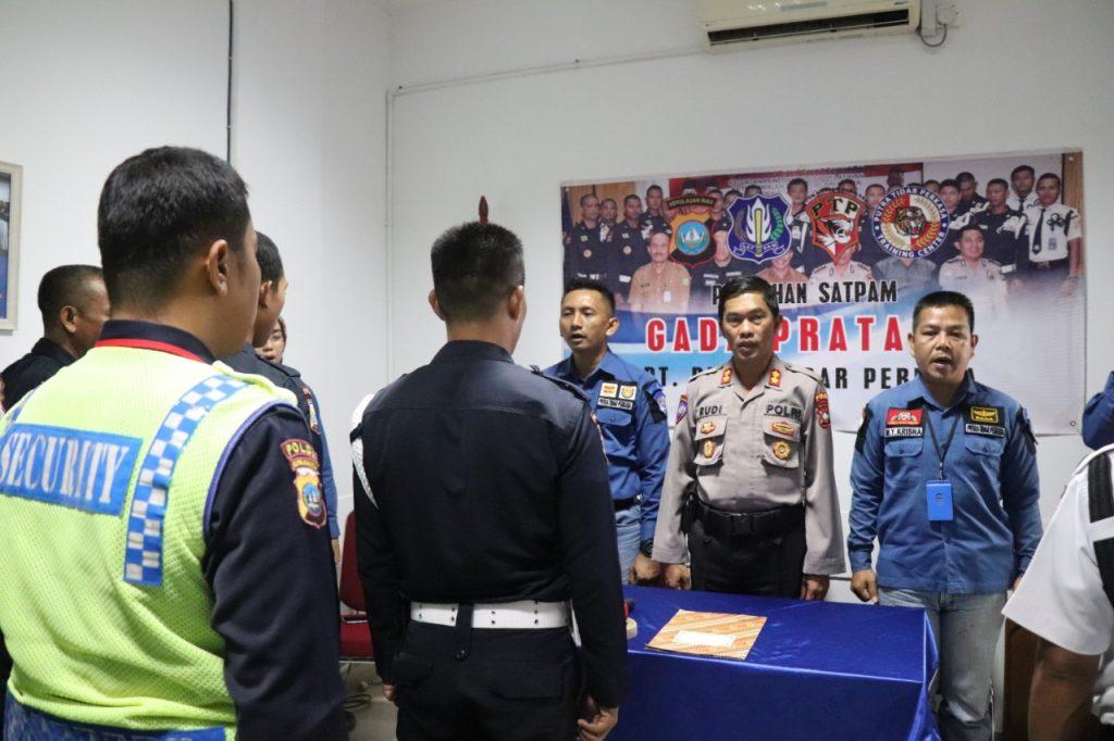 pelatihan-satpam-gada-pratama-Batam-angkatan-40-PTP-Training-Center-PT.-Putra-Tidar-Perkasa