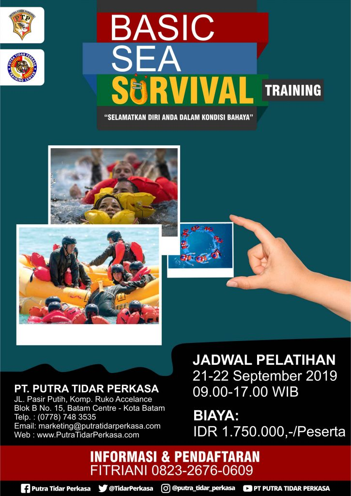 Basic-Sea-Survival-Training-PTP-Training-Center-PT.-Putra-Tidar-Perkasa-21-22-Sep-2019