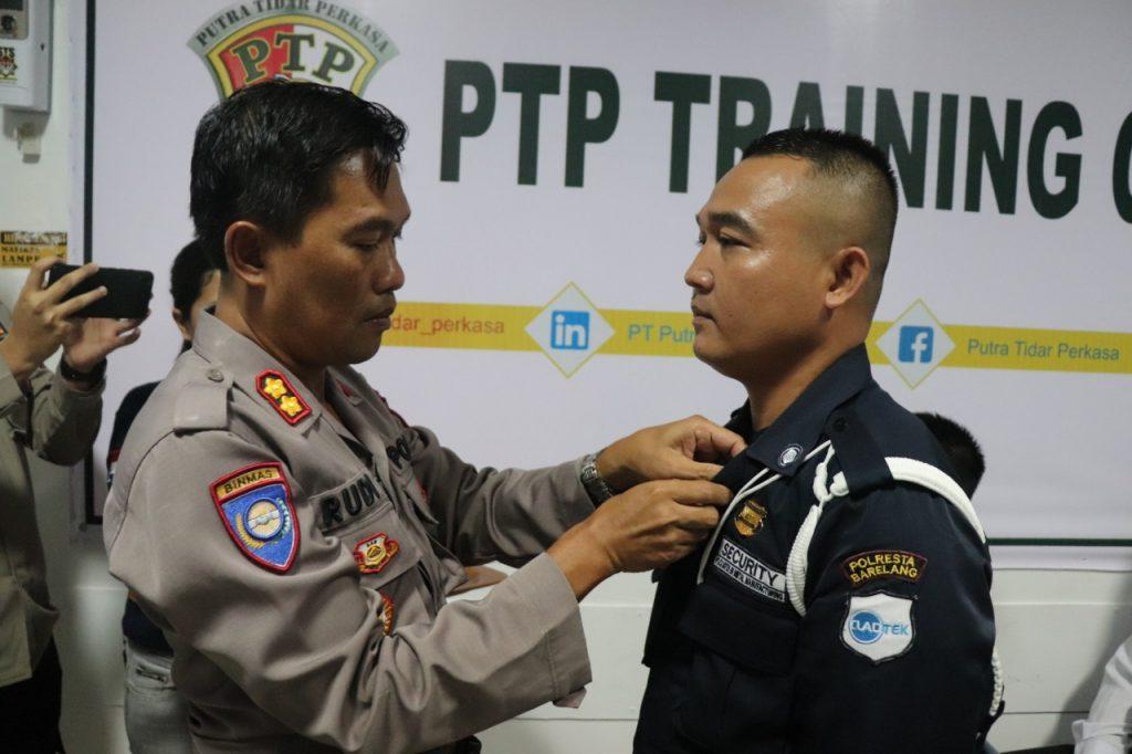 Pelatihan-Satpam-Gada-Pratama-PTP-Training-Center-Jasa-Pelatihan-Satpam-di-Kota-Batam-angkatan-41-3-September-2019