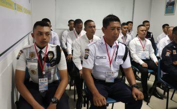 Jasa Pelatihan Satpam Gada Pratama di Batam - PTP Training Center - Jasa Security