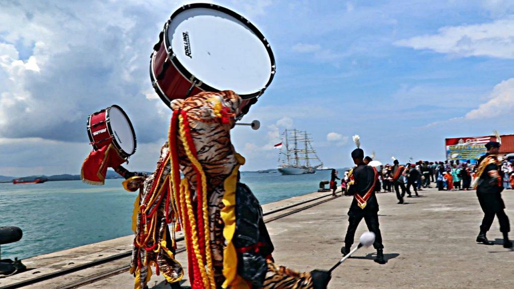 KRI-Bima-Suci-945-Ke-Pulau-Dewata-Bali-Pelabuhan-Benoa