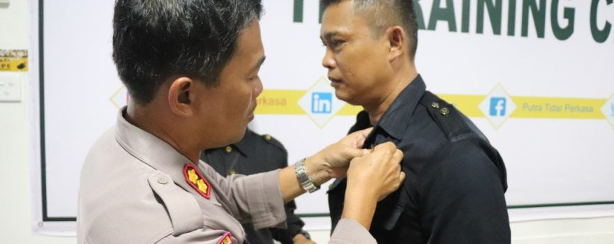 Pelatihan Satpam Gada Madya - Angkatan 7 - PTP Training Center