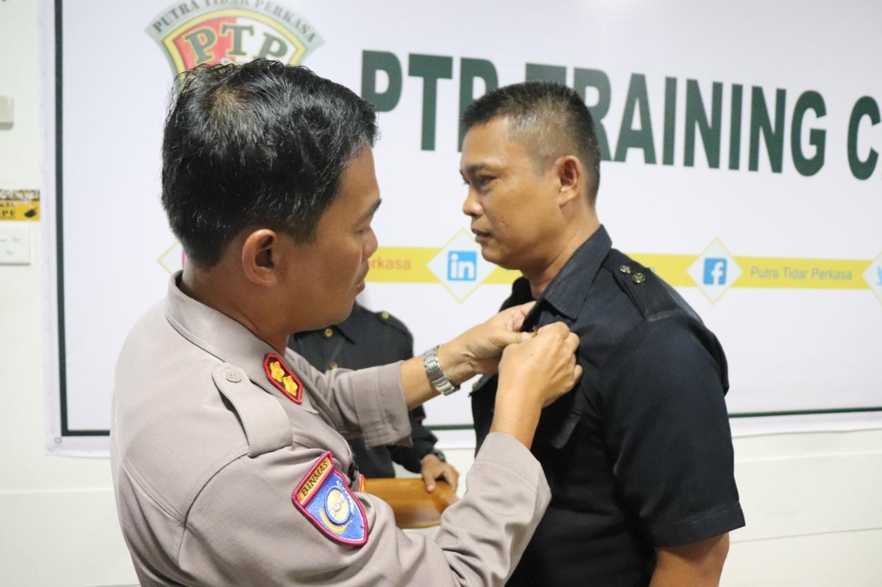 Peningkatan Kualifikasi Dengan Pelatihan Satpam Gada Madya, PTP Training Center Laksanakan Pelatihan Angkatan Ke-7