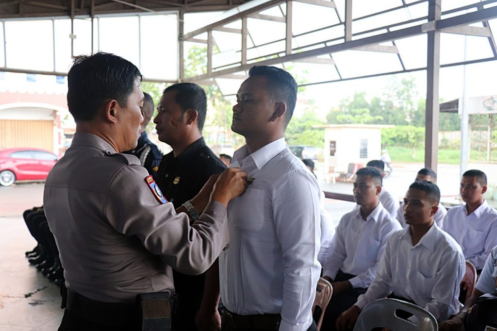 Pelatihan-Satpam-Gada-Pratama-angkatan-43-PT-Putra-Tidar-Perkasa-Kota-Batam